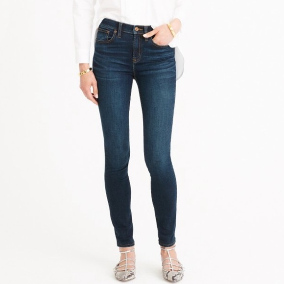 J. Crew Denim - J. Crew• Lookout high-rise jean in Japanese denim